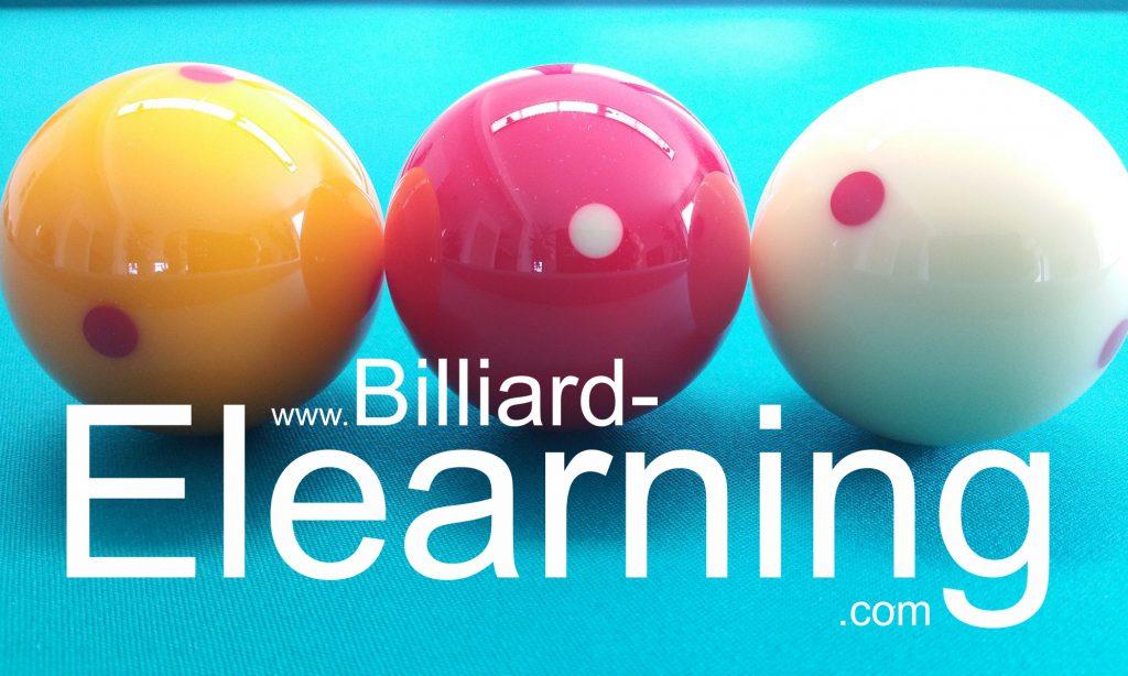 04.06.2017 – BILLIARD-ELEARNING C'EST PARTI !