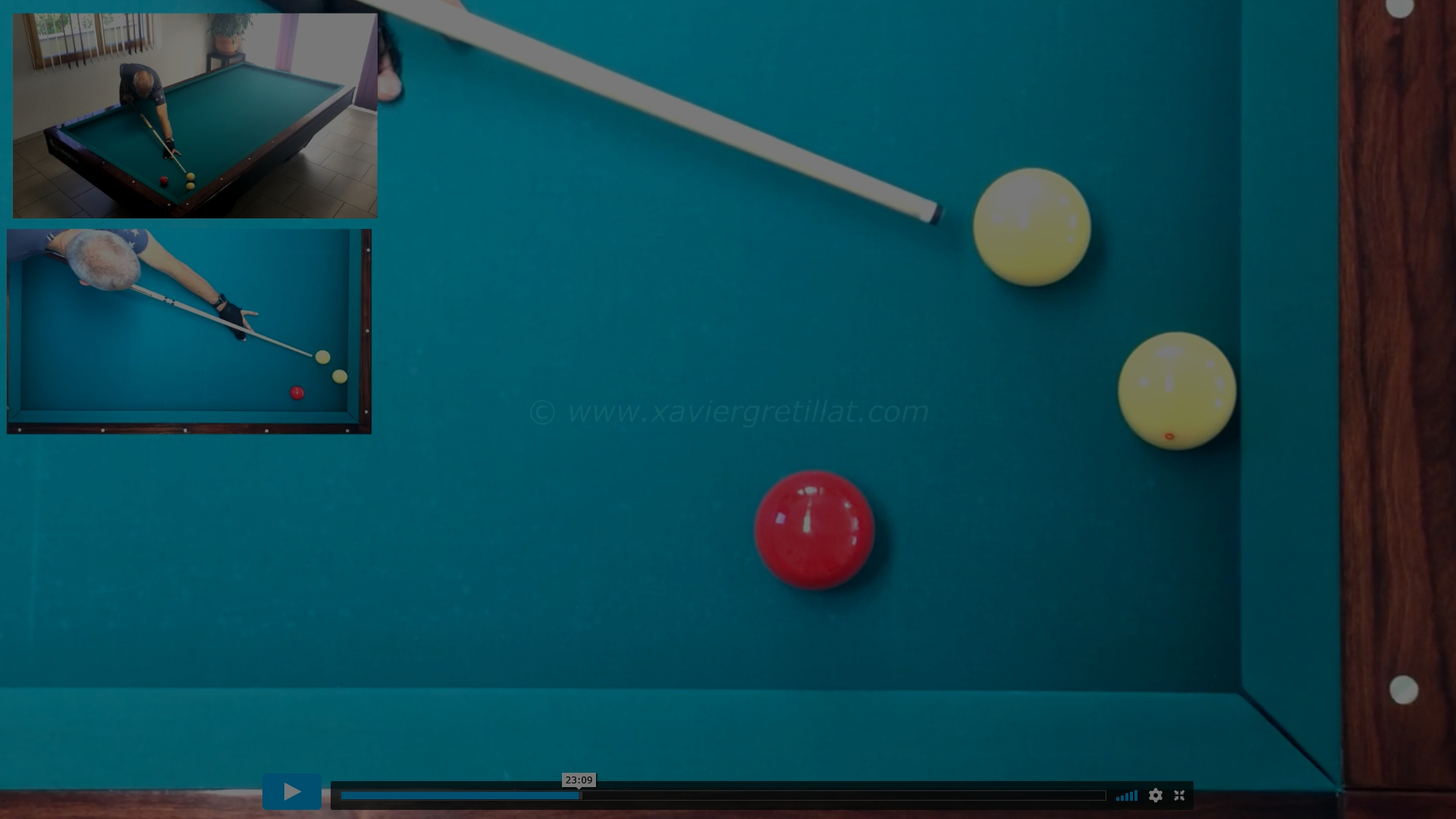 Billiard E-Learning