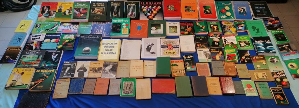 Des trésors dans la bibliothèque de Pineau !