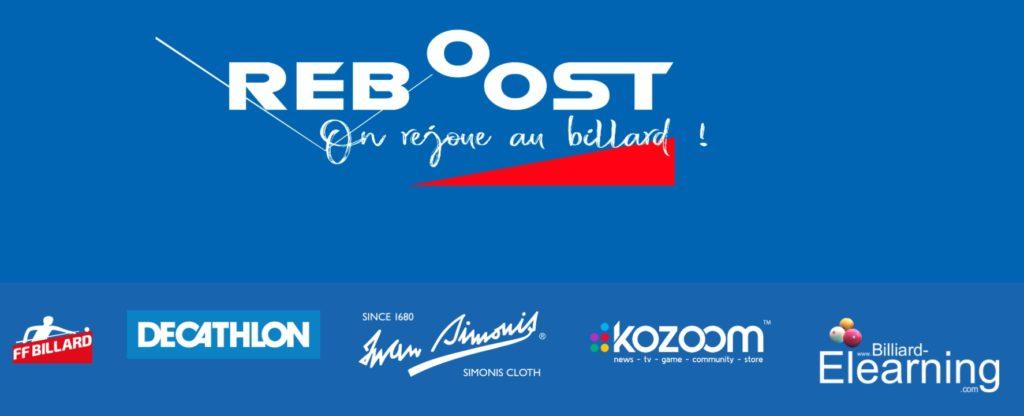 Billiard E-Learning participe à l'opération Reboost !
